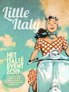 Little Italy @ Westergasterrein (Zuiveringshal) | Amsterdam | Noord-Holland | Nederland